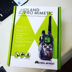 Ricetrasmittente Midland G7 Pro Mimetic