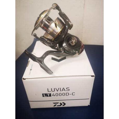 Mulinello Daiwa Luvias LT 4000D