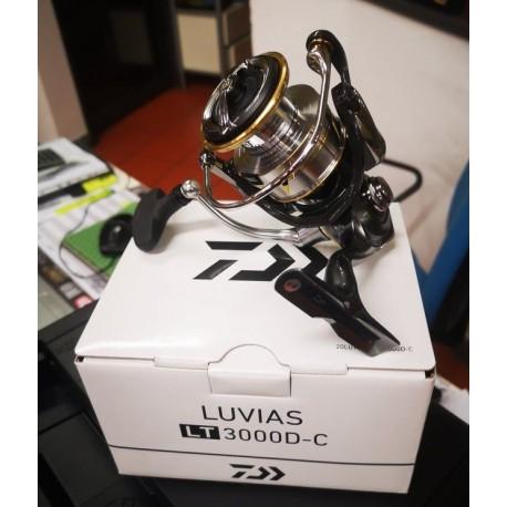 Mulinello Daiwa Luvias LT 3000D