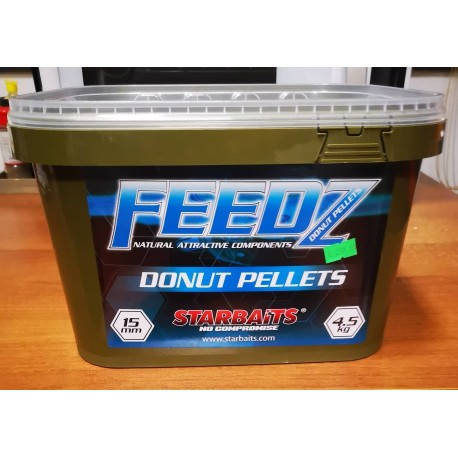 Feedz Donut Pellets by Starbaits
