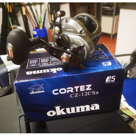 Mulinello Okuma Cortez CZ-12CS