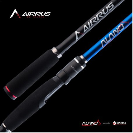 Canna AirRus Alano Power Spinning New