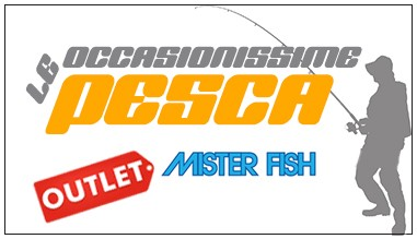 le occasionissime outlet pesca